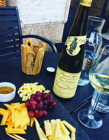 RUFUS – CHEESE & WINE